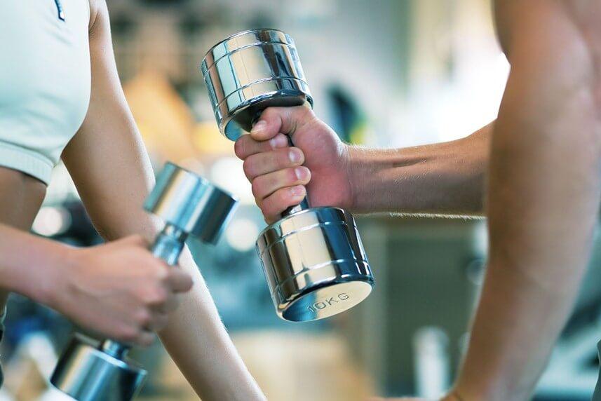 Trening za mišićnu masu