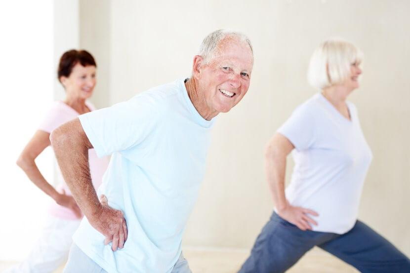 Rekreacija za starije