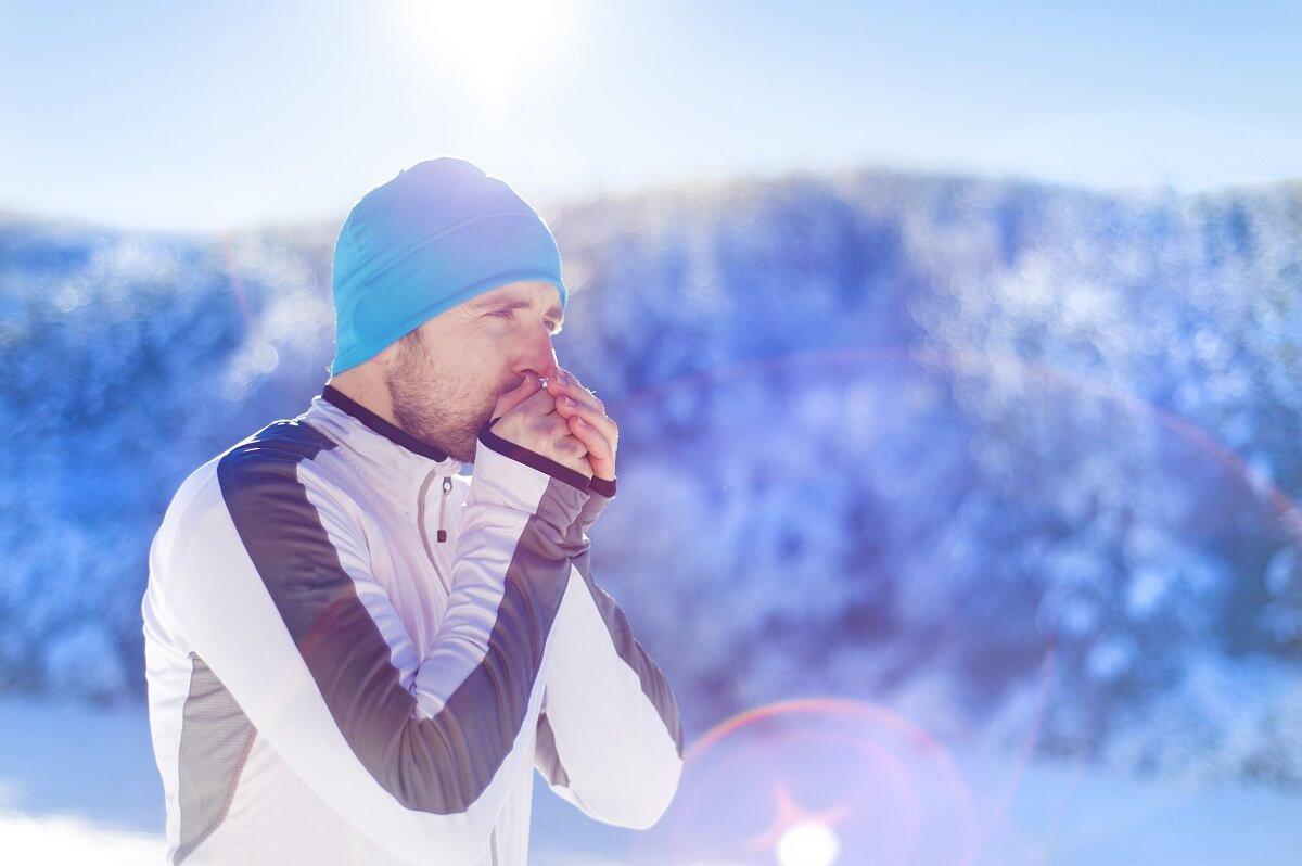 Trening zimi
