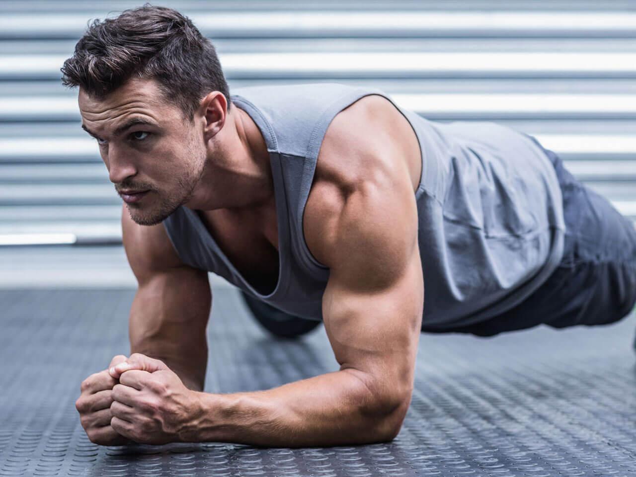Plank – Zaista moćna vežba
