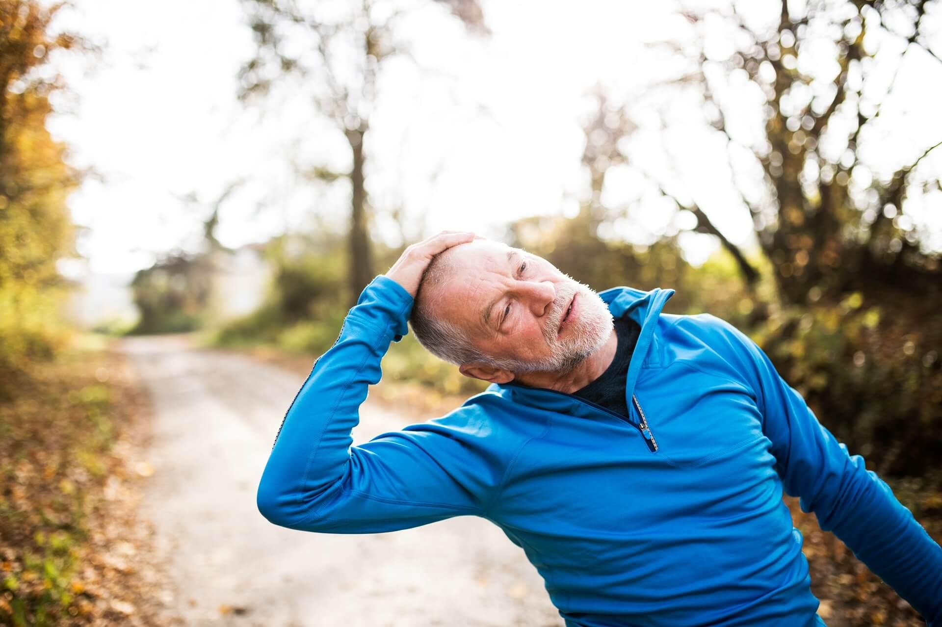 Vežbe za istezanje i jačanje vratnih mišića